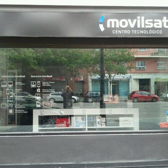 Foto tomada en Movilsat Centro Tecnológico por Luis V. el 5/18/2011