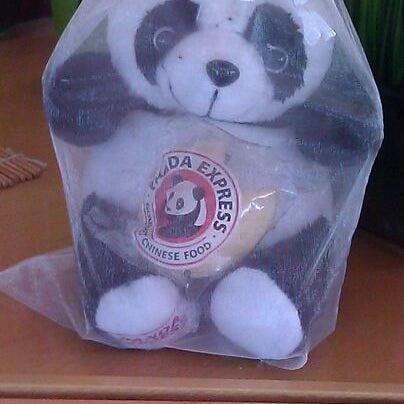 Photo taken at Panda Express by Alison D. on 8/27/2011