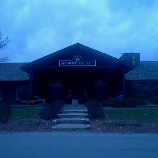 Photo taken at Penn State Golf Courses by Bradley C. on 11/20/2011