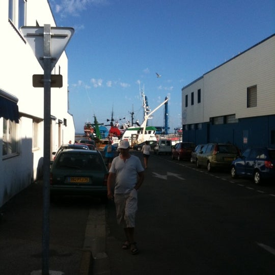 Photo taken at Port du Guilvinec by Francois B. on 8/16/2011