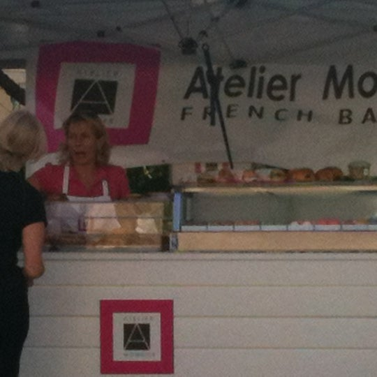 Photo taken at Gables Farmers Market by Tatiana C. on 3/3/2012