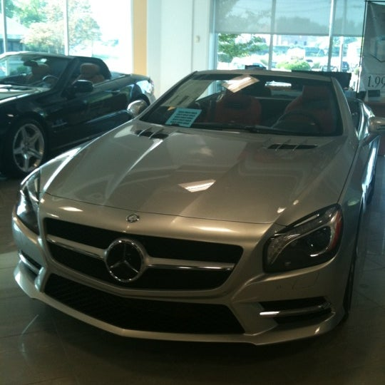 Photo taken at Contemporary Motor Cars, Inc. by Susan H. on 8/3/2012