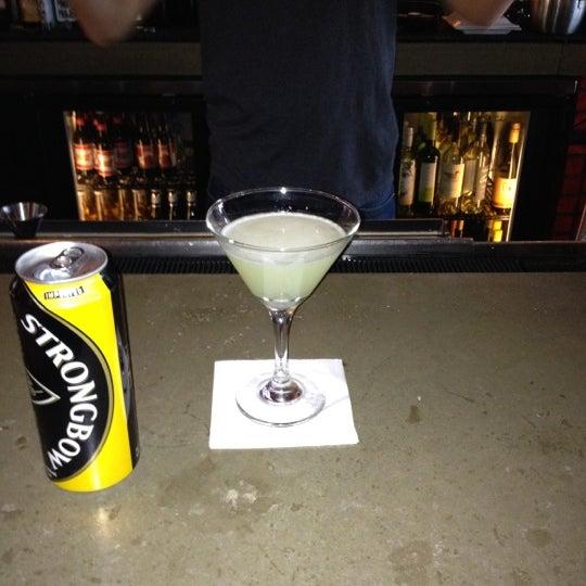 The Mayor cocktail. The amazing Hot Habby w muddled cucumber!
