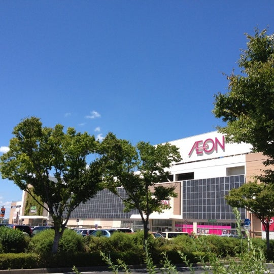 Photo taken at AEON Mall by kazz2650 on 8/20/2012