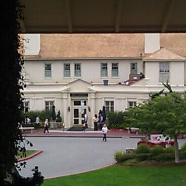 Photo taken at The Lodge at Pebble Beach by Olivia W. on 9/1/2011