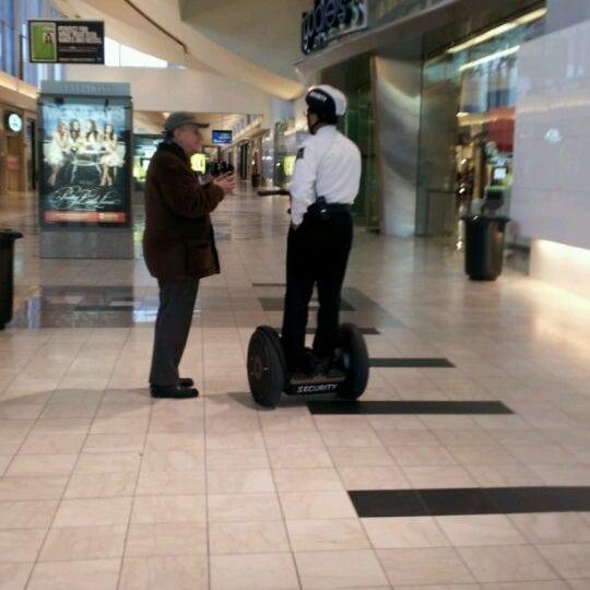 Photo taken at Walt Whitman Shops by Michael F. on 1/30/2012