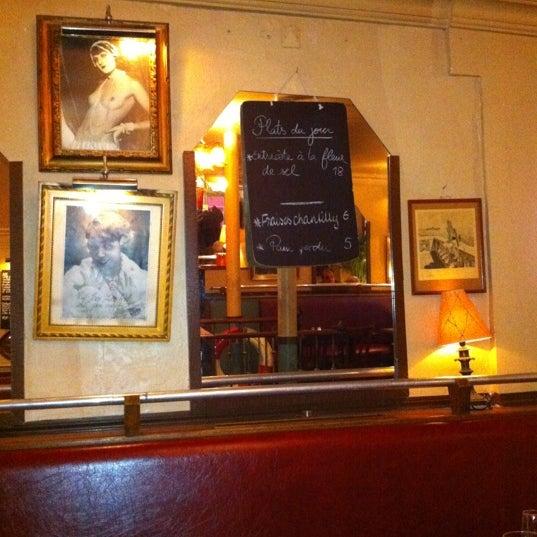 Photo taken at Café de l'Industrie by Jacqueline L. on 5/20/2012