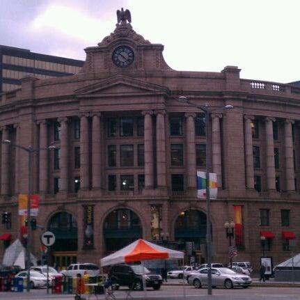 Photo taken at South Station Terminal (MBTA / Amtrak) by John J. on 11/1/2011