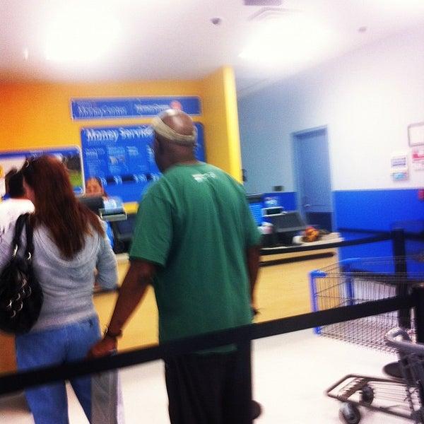 Photo taken at Walmart Supercenter by Joseph B. on 10/21/2011