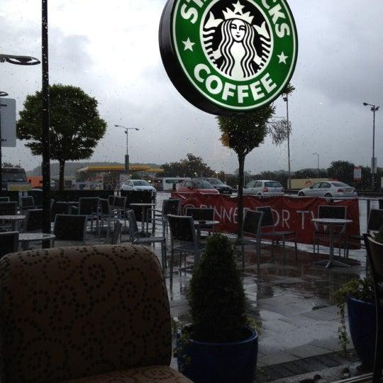 Photo taken at Starbucks by Fiona M. on 6/24/2012