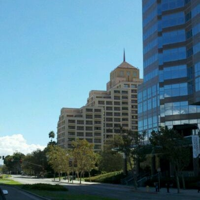 Photo taken at InterContinental Los Angeles Century City by Weston R. on 10/4/2011