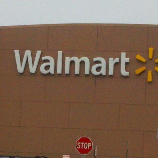 Photo prise au Walmart par Fred G. le11/25/2011