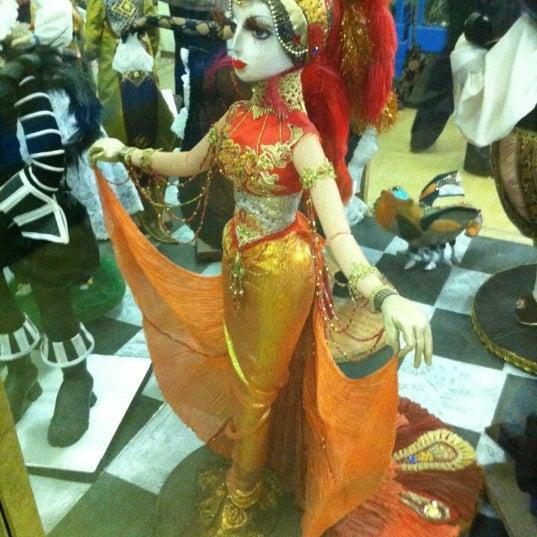 Снимок сделан в Музей кукол пользователем Leksa F. 2/3/2012