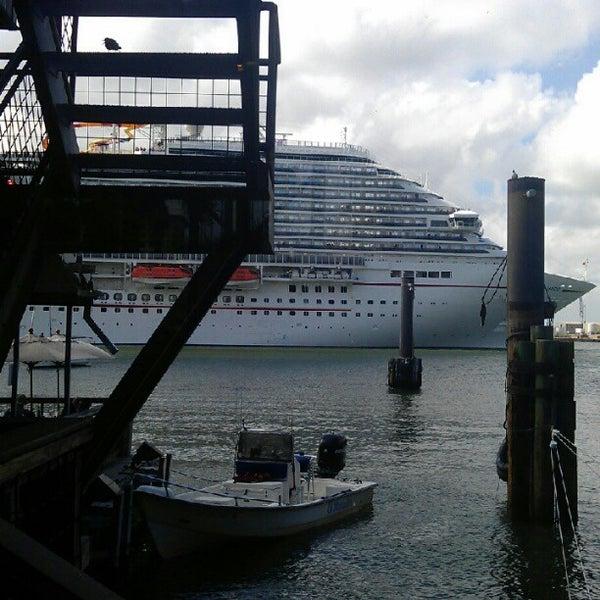 Photo taken at Fisherman's Wharf by Nohariz Iris G. on 5/27/2012