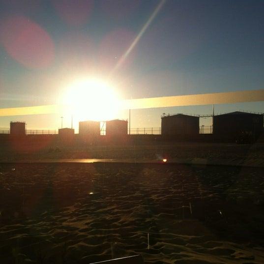 Photo taken at Praia do Titan by Pedro C. on 7/9/2012