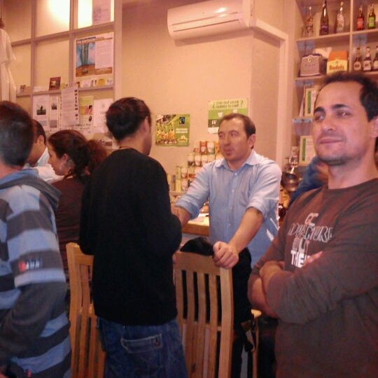 Foto tomada en AbonaVida por Isasostenible el 11/16/2011