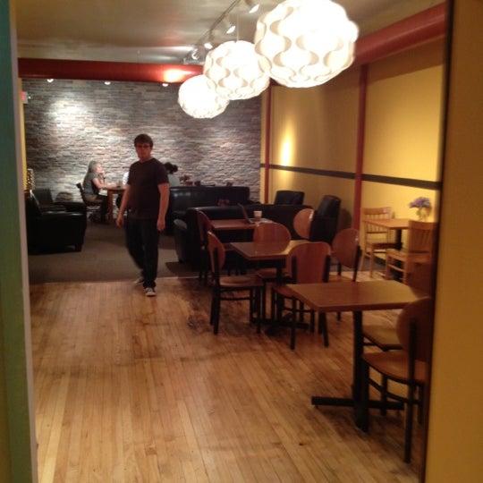 Photo taken at The Coffee Shop NE by Daniel W. on 8/26/2012