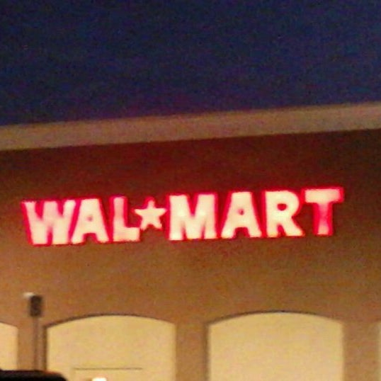 Walmart Oil Changes >> Walmart Supercenter - Big Box Store