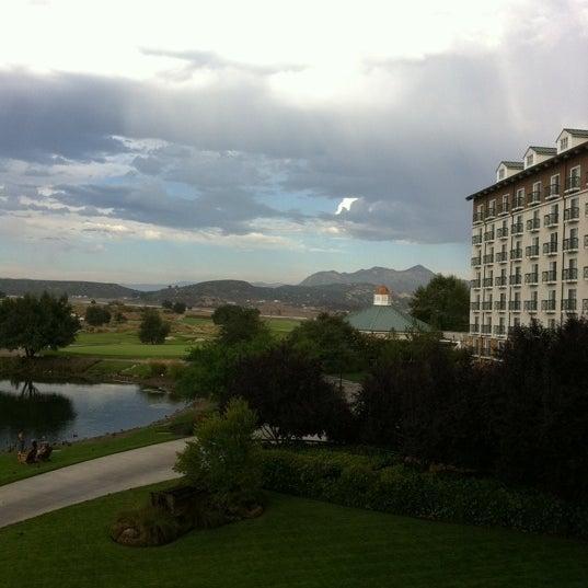 Photo taken at Barona Resort & Casino by Michael G. on 9/24/2011