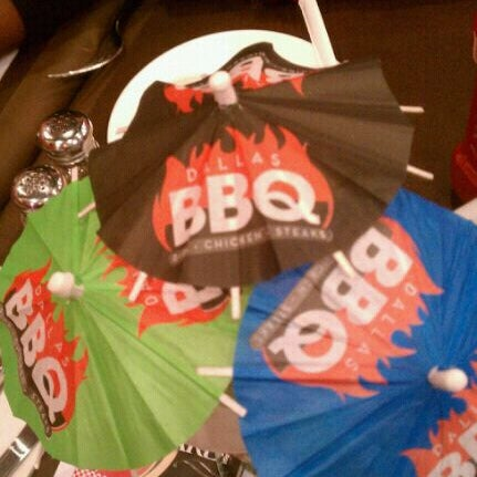 Photo taken at Dallas BBQ by Ashes O. on 11/29/2011