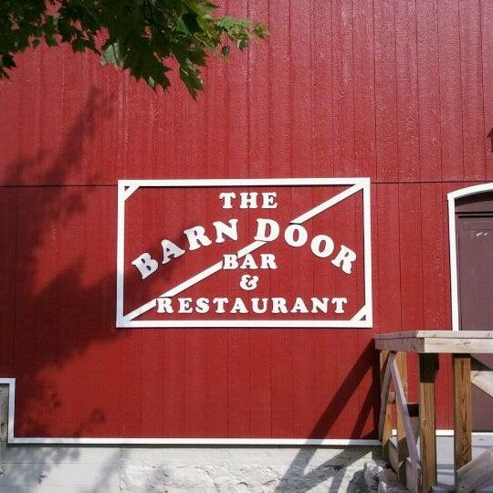 The Barn Door Bar & Restaurant - Mount Pleasant, MI