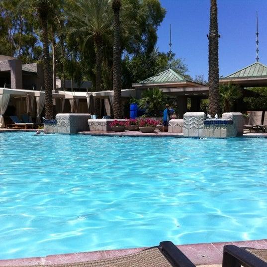 Image Of Sunny Arizona Pools: Catalina Pool At Arizona Biltmore