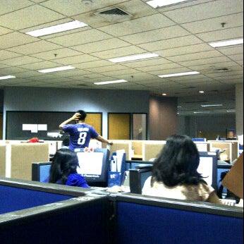 Photo taken at Studio 4 RCTI by Putripika on 9/9/2011