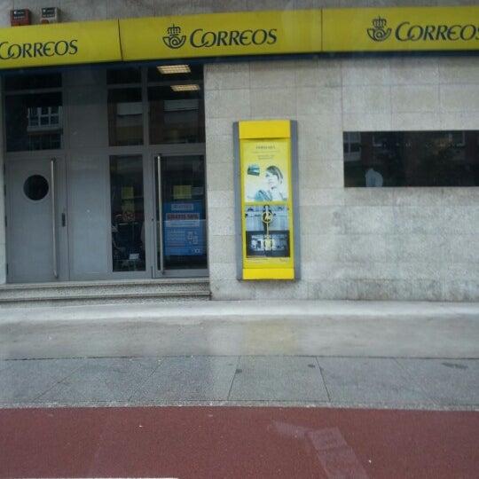 oficina correos el bibio parque gij n asturias