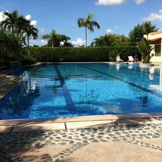 Ponderosa Leisure Farms Country Club Pool In Tagaytay City