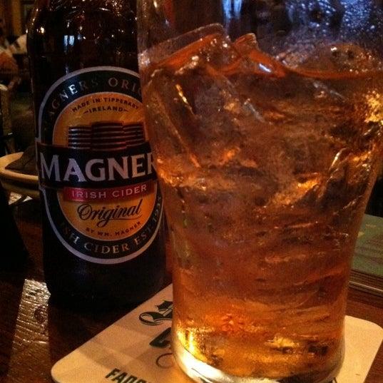 Photo taken at Fado Irish Pub & Restaurant by Jason M. on 3/15/2011