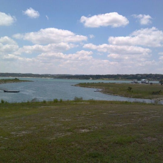 Photo taken at Potter's Creek Park by Sophia G. on 5/19/2012