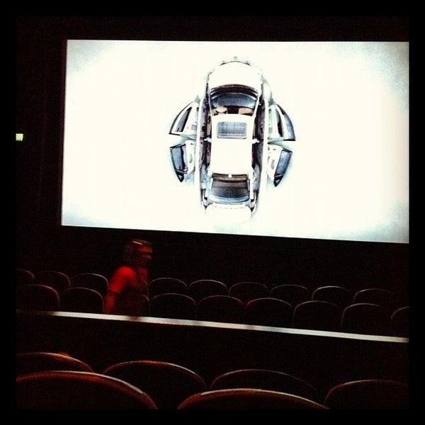 Photo taken at Regal Cinemas Green Hills 16 by Brad H. on 7/28/2012