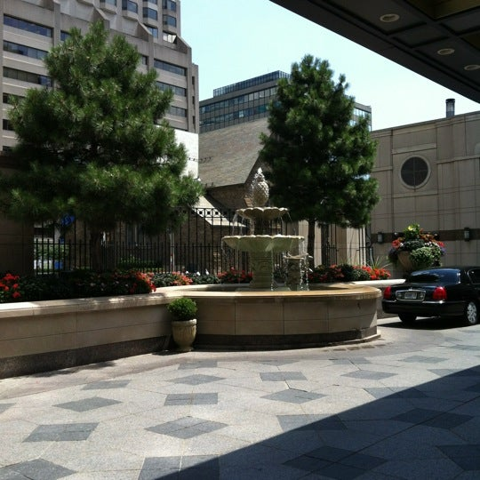 Photo taken at Park Hyatt Toronto by Mia on 7/11/2012
