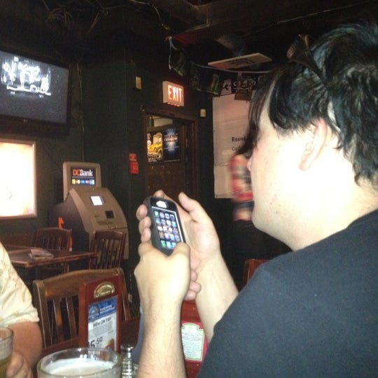 Photo taken at King's Head Pub by Fortunata on 6/23/2012