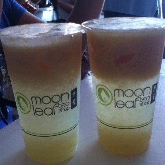 Photo taken at Moonleaf Tea Shop by Jacque B. on 6/24/2012