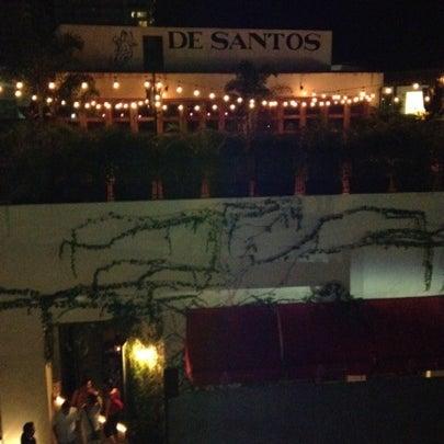 Photo taken at De Santos by Ferni R. on 7/26/2012