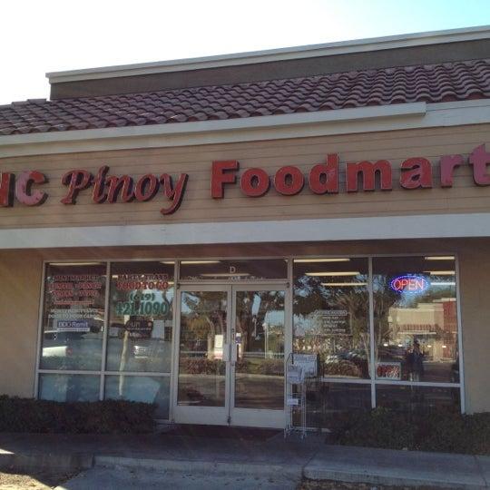 Photo taken at JNC Pinoy Foodmart Inc by Harvey C. on 3/15/2012