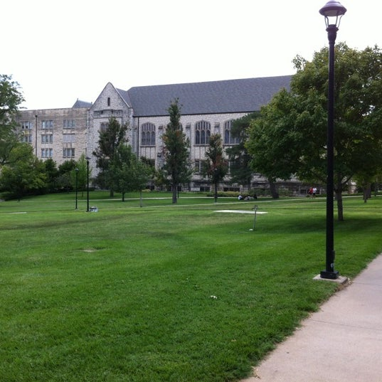 Photo taken at Kansas State University by Michele on 8/18/2012