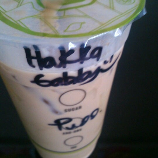 Photo taken at Moonleaf Tea Shop by Gabby S. on 7/16/2012