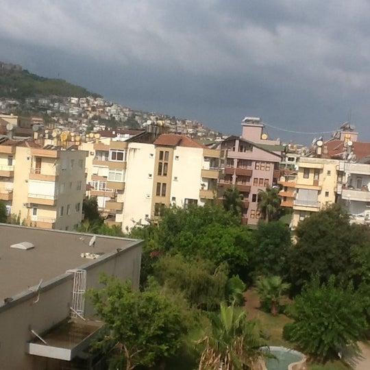 Photo taken at Güneş House Hotel by Ksenia N. on 7/23/2012