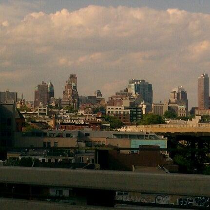 Photo taken at Hamilton Avenue Bridge by Arlean G. on 7/9/2012