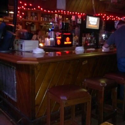 Photo taken at Yucca Tap Room by joelle o. on 9/3/2012