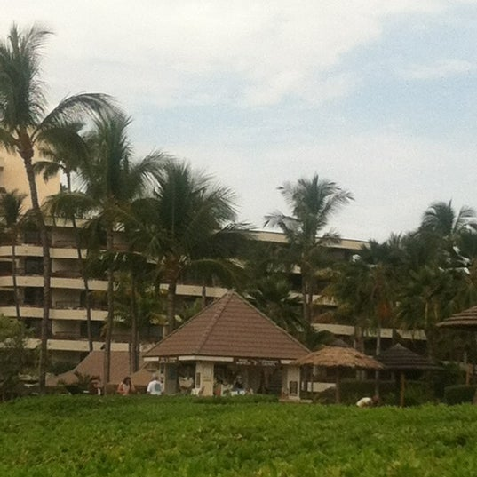 Photo taken at Sheraton Maui Resort & Spa by Jennifer P. on 3/4/2012