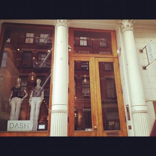 Photo taken at Dash NYC by Danielle on 8/18/2012