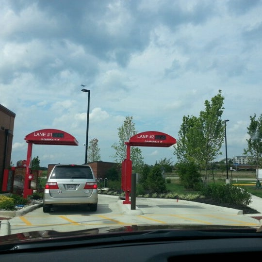 Photo taken at Chick-fil-A by ron p. on 8/14/2012