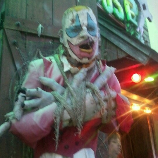 Nightmare Haunted House Myrtle Beach