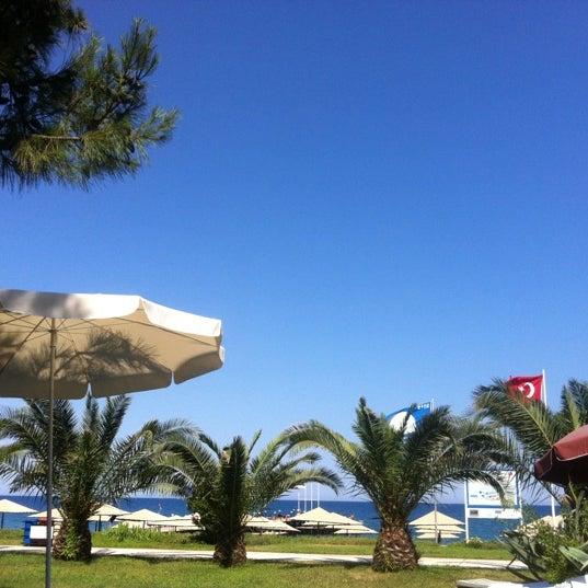 Photo taken at Beldibi by BK on 6/30/2012