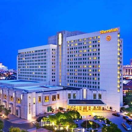 Sheraton Atlantic City Convention Center Hotel Parking