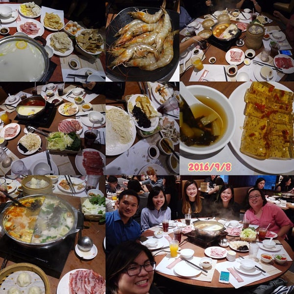 Photo taken at Crystal Jade Kitchen 翡翠小厨 by Kimmie T. on 9/8/2016