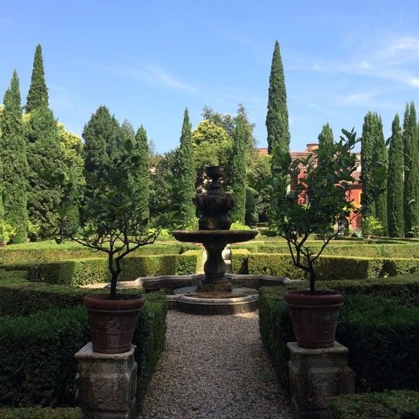 Giardino giusti park in veronetta for B b giardino giusti verona